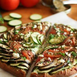 Ratatouille Pizza-9