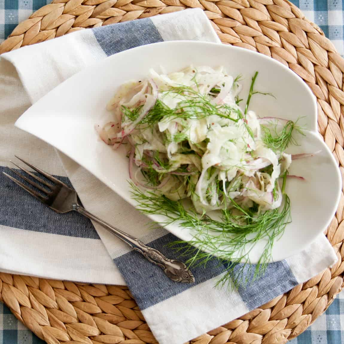 Super Quick and Easy Fennel Salad