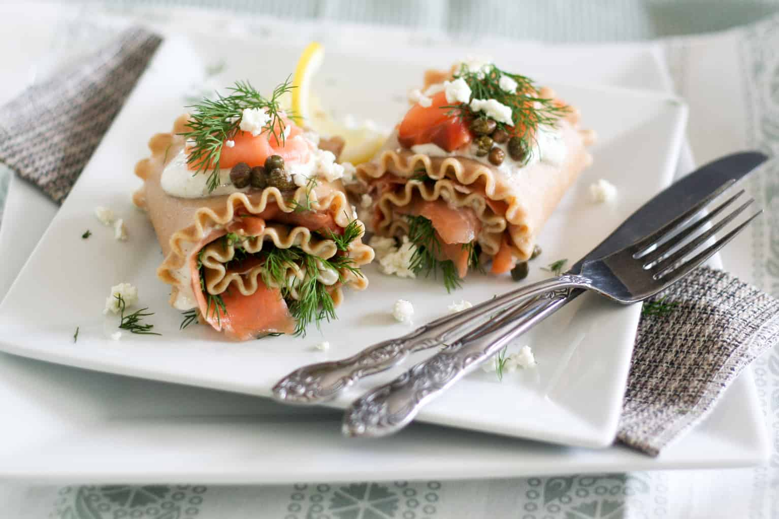 Smoked Salmon, Fennel, Grape, Blue Cheese And Pecan Salad Recipes ...