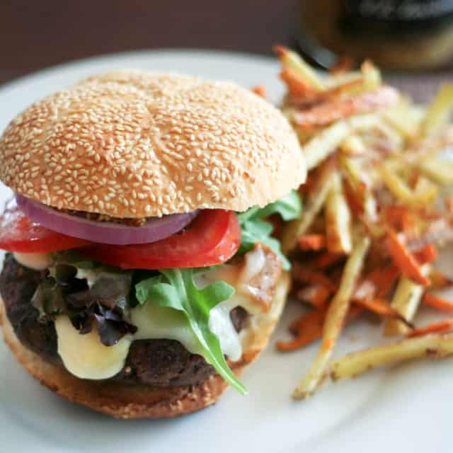 Fancy Hamburger