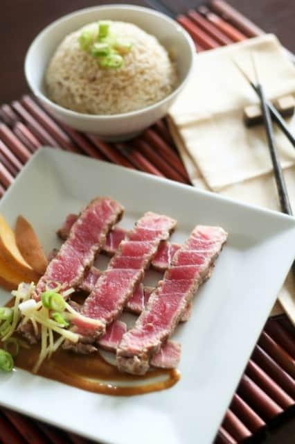 ... tuna kebabs grilled spicy tuna recipe food to love grilled spicy tuna