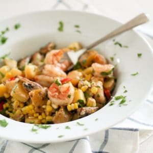 Coconut Shrimp Curryless Curry