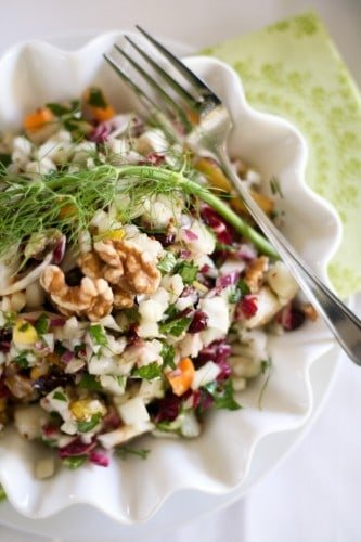 Pear, Apple And Fennel Salad Recipes — Dishmaps