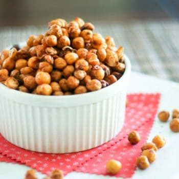 Roasted Chickpeas | by Sonia! The Healthy Foodie