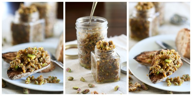 Baklava Style Walnut Butter • The Healthy Foodie