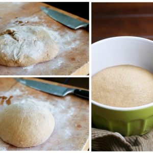 Close to Perfection Whole Wheat Pizza Dough