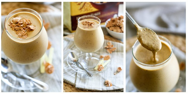 More Power Gingerbread Smoothie | by Sonia! The Healthy Foodie