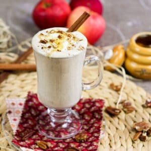 Apple Cheesecake Smoothie