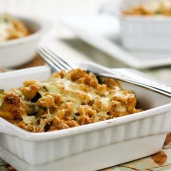 Squash 'N Mac 'N Cheese!