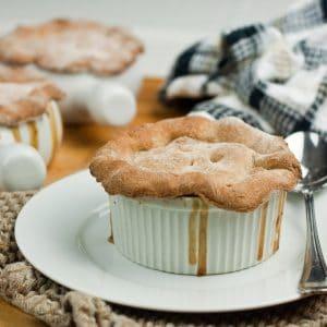 Chicken Pot Pie Made Easy, Healthy and Irresistibly Delicious!