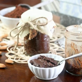 Almond Joy Chocolate Spread