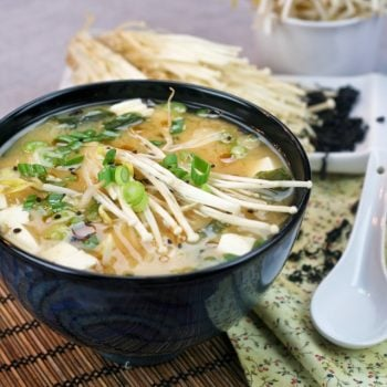 Miso Soup – My ultimate quick and easy meal!
