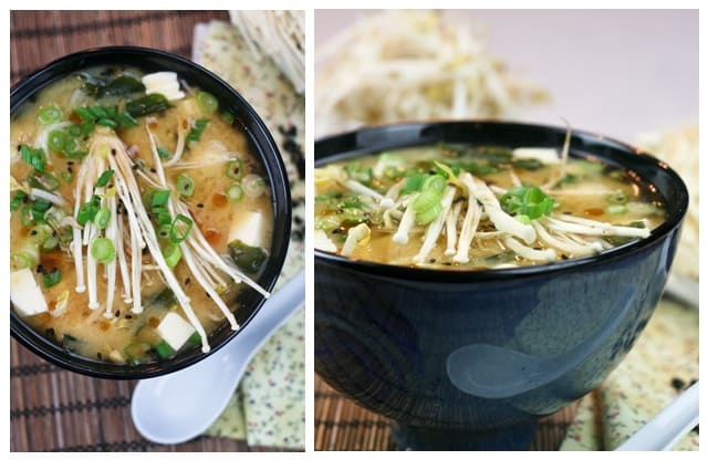 Miso Soup - My ultimate quick and easy meal! • The Healthy Foodie