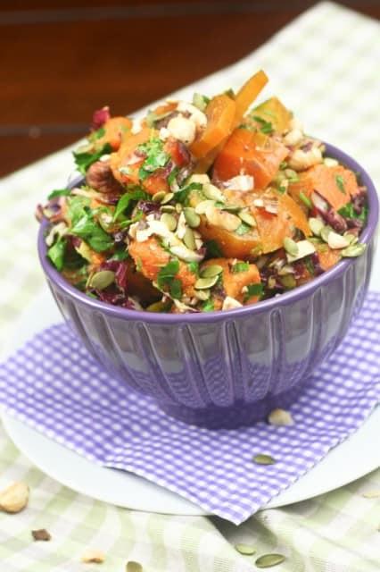 purple potato salad golden purple potato salad this potato salad keeps ...