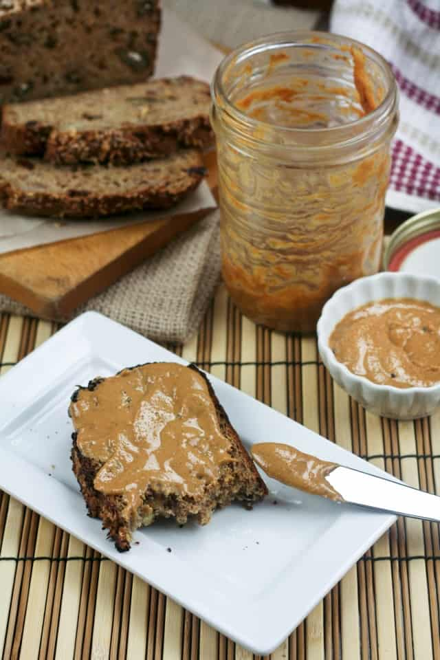 Spelt Banana Bread and Peanut Butter | by Sonia! The Healthy Foodie