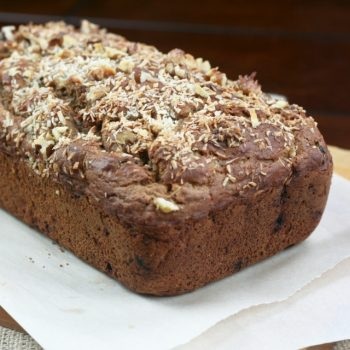 Spelt Banana Bread, or the last banana bread recipe you'll ever need!