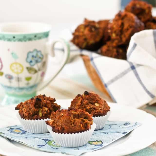 Mini Brownie Wannabe Fudgy Bites - Grain Free, Of Course Recipes ...