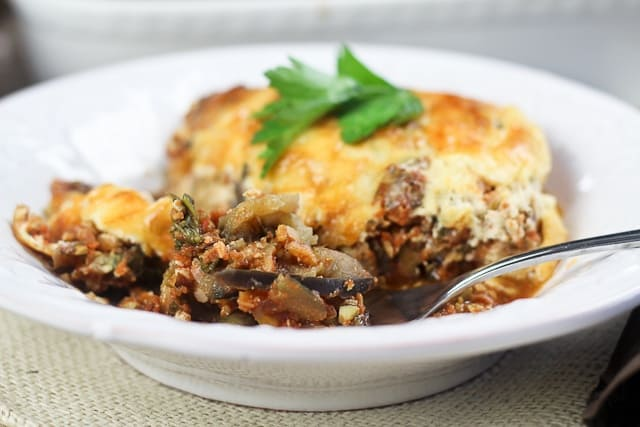 moussaka vegetable moussaka recipe vegetarian moussaka vegetable ...