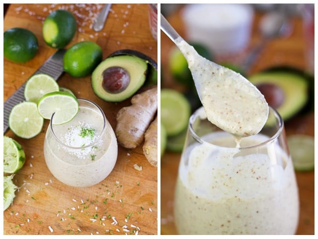 ... and coconut smoothie ginger lime fizz micronesian ginger lime marinade