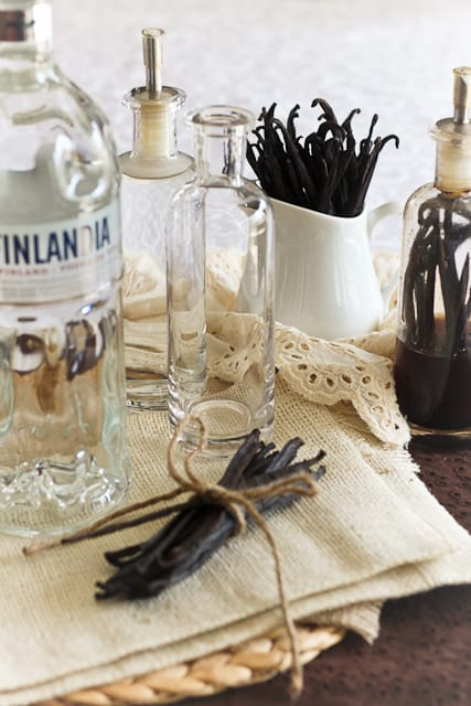 Home Made Pure Vanilla Extract