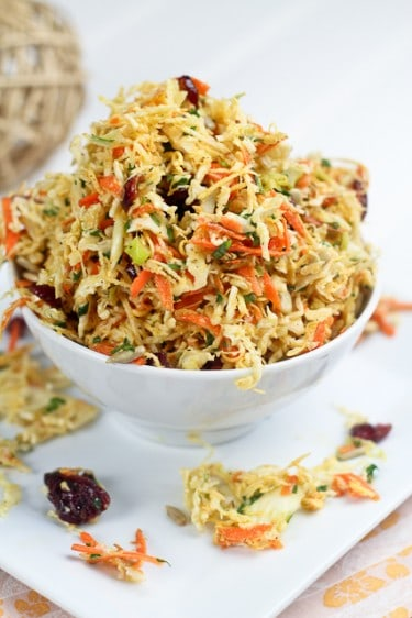 Healthy Coleslaw