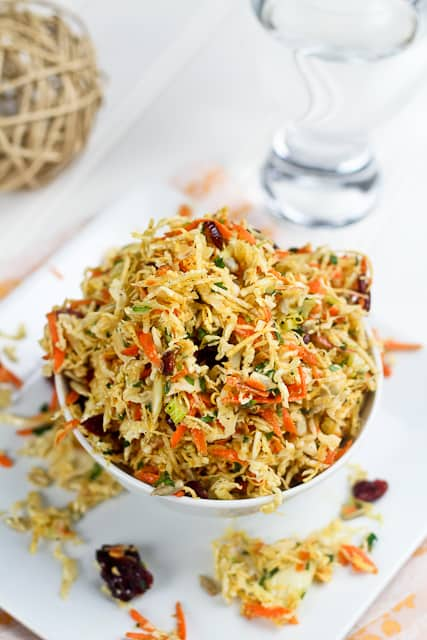 Super Healthy Coleslaw