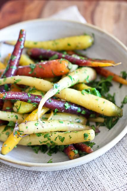 Multi-Colored Carrots | by Sonia! The Healthy Foodie