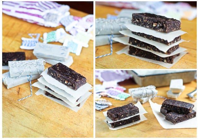 Home Made Chocolate Hazelnut Larabars [and bad case of body abuse ...