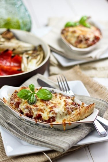 Grilled Chicken Parmesan - A summertime version! • The Healthy ...
