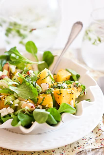 Mango Celery Salad | by Sonia! The Healthy Foodie