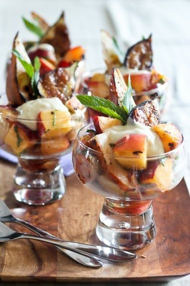 Grilled Fruit Salad | by Sonia! The Healthy Foodie