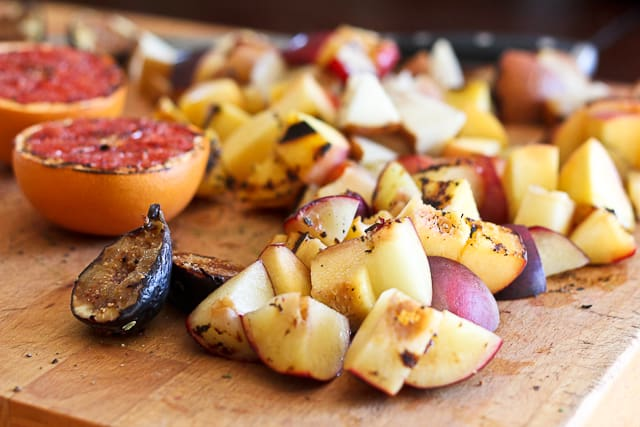 Grilled Fruits | by Sonia! The Healthy Foodie