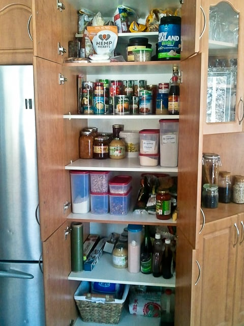 Inside my pantry | by Sonia! The Healthy Foodie