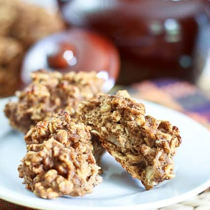 ... / Shockingly Healthy Pumpkin Oatmeal Cookies - The Healthy Foodie