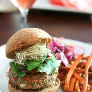 Veggie Burgers | by Sonia! The Healthy Foodie