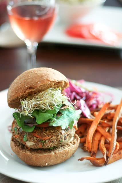 Veggie Burgers | by Sonia! The Healthy Foodie
