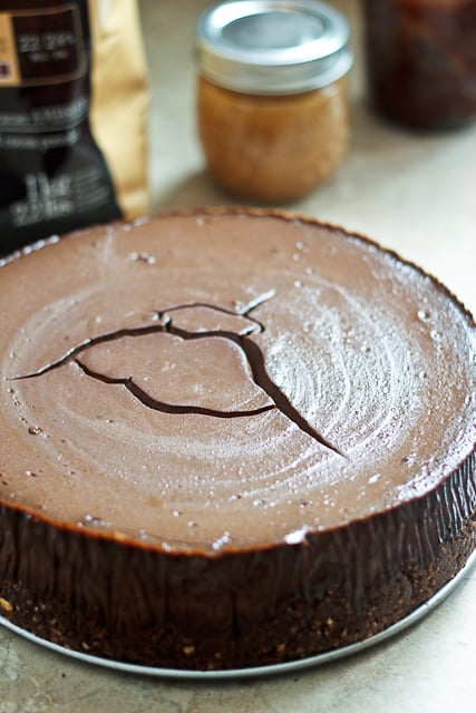 More Chocolate Moka Hazelnut Cake | by Sonia! The Healthy Foodie