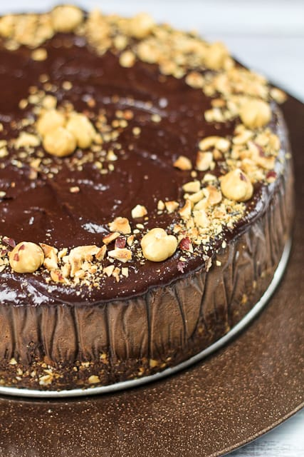 Decadently Healthy Chestnut And Hazelnut Cheesecake Recipes ...