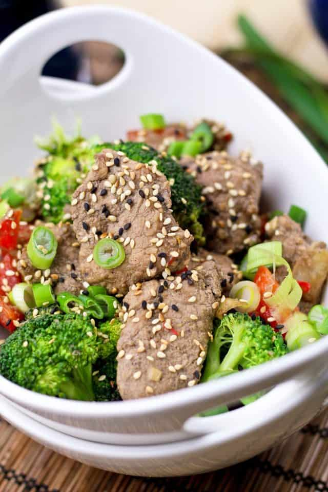 Sauteed Pork Tenderloin with an Asian Flare | by Sonia! The Healthy ...