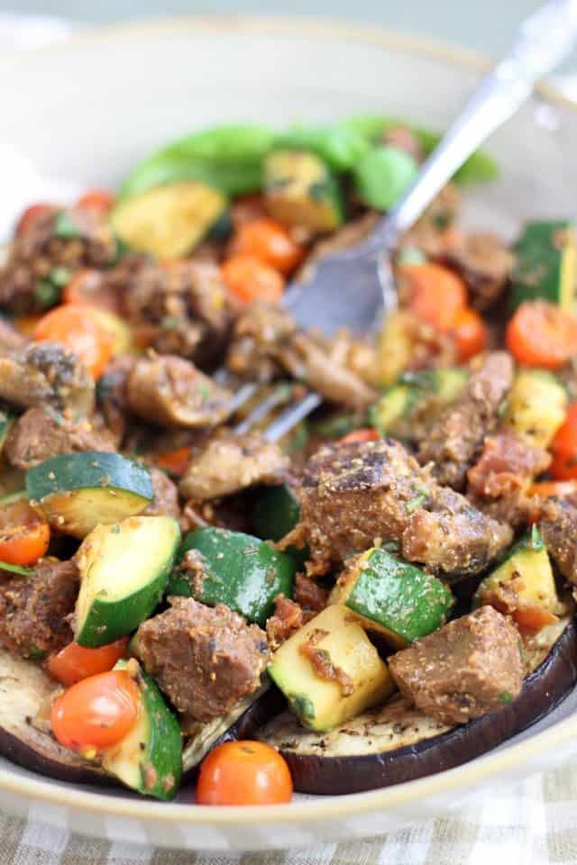 The Meat Lover's Ratatouille | by Sonia! The Healthy Foodie