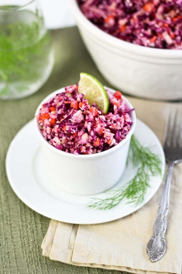 Superloaded Coleslaw | by Sonia! The Healthy Foodie