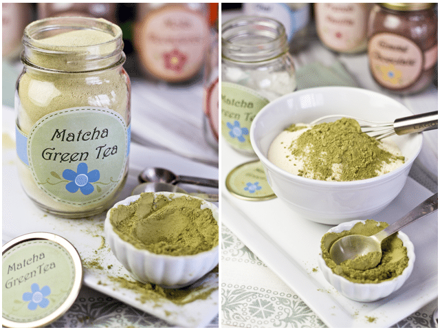 Matcha Green Tea Flavored Whey Protein Powder | by Sonia! The Healthy Foodie