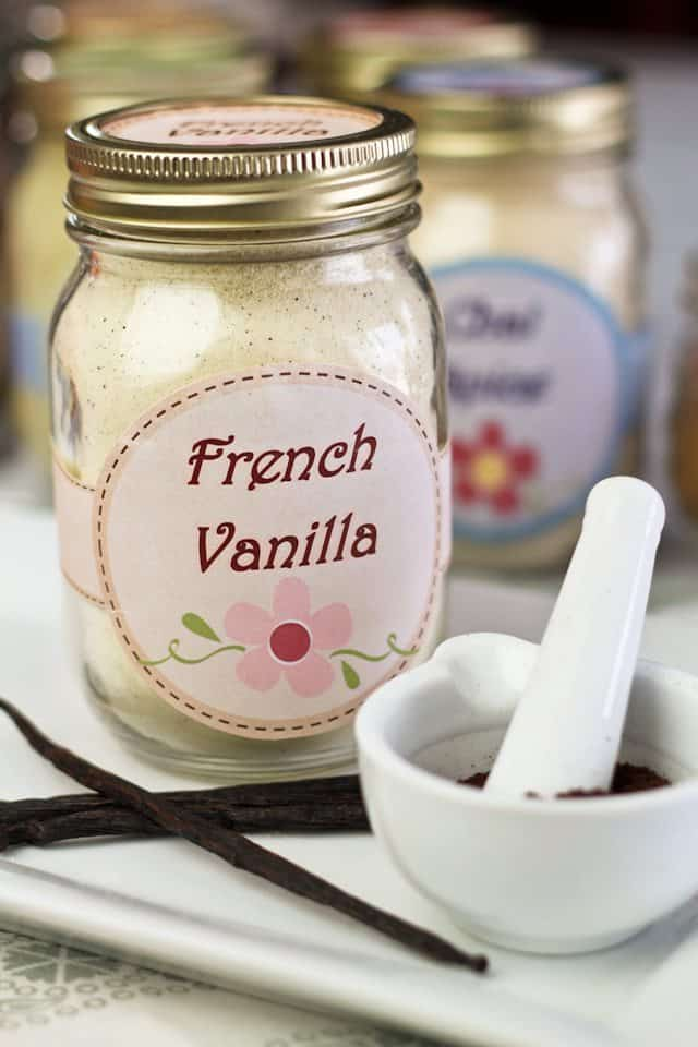 French Vanilla Flavored Whey Protein Powder | by Sonia! The Healthy Foodie