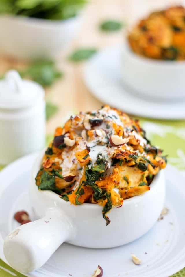 Butternut Squash and Chicken Mash | by Sonia! The Healthy Foodie
