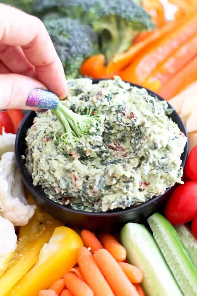 This dip right here is super healthy, nutrition packed and incredibly ...