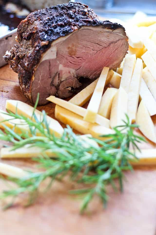 Leftover Lamb Roast | by Sonia The Healthy Foodie