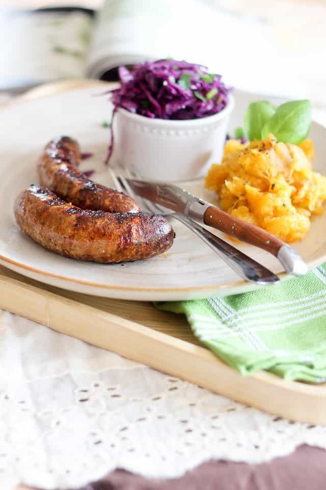 Home Made Bacon Broccoli Sausage | by Sonia! The Healthy Foodie