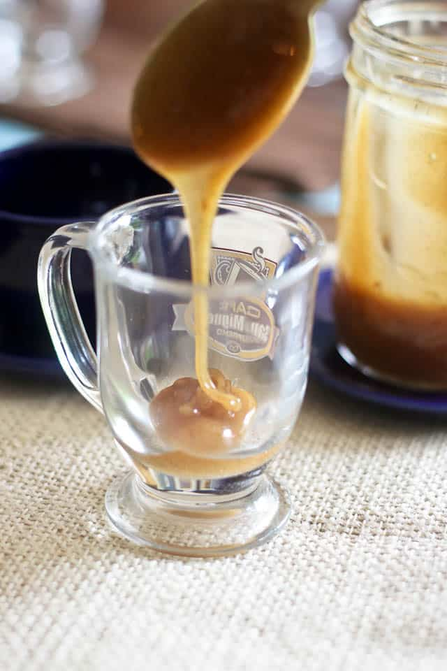 Pouring Salted Caramel | by Sonia! The Healthy Foodie