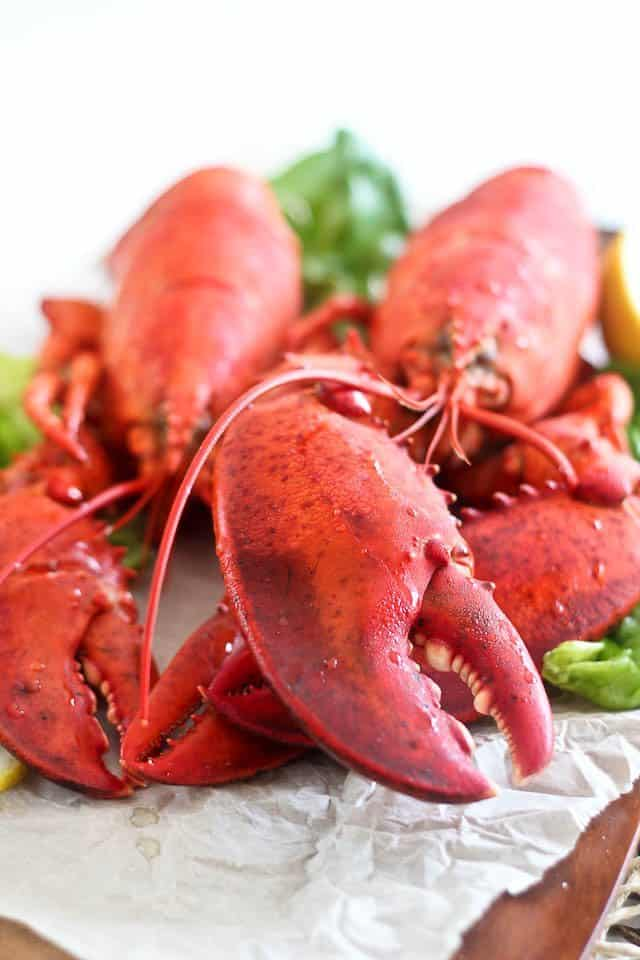 Cooked Lobster | by Sonia! The Healthy Foodie