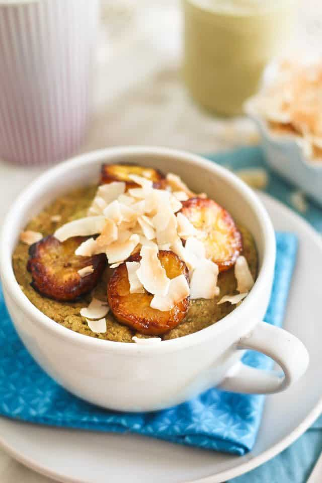 Plantain Avocado Instant Bake | by Sonia! The Healthy Foodie